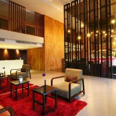 Отель Page 10 Hotel & Restaurant Таиланд, Паттайя - отзывы, цены и фото номеров - забронировать отель Page 10 Hotel & Restaurant онлайн интерьер отеля