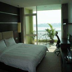 The Hanoi Club Hotel & Lake Palais Residences комната для гостей фото 9