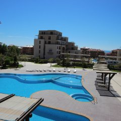 Апартаменты Menada Luxor Apartments бассейн фото 3