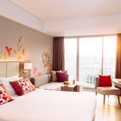 Отель Grand Mercure Phuket Patong комната для гостей