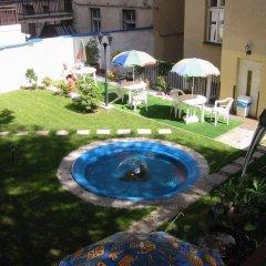 Отель Pension Brezina Prague Прага бассейн