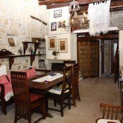 Отель Traditional Cretan Houses питание