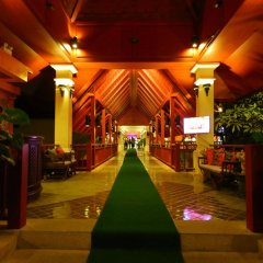 Отель Aquamarine Resort & Villa гостиничный бар