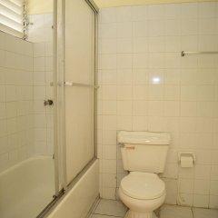 Отель Villa Donna Inn ванная
