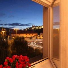 Отель Trinidad Prague Castle Прага балкон