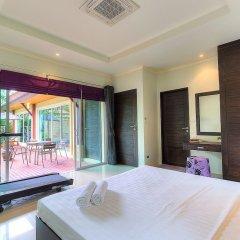 Отель Sun Paradise Villas Karon удобства в номере