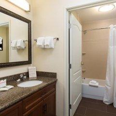Отель Staybridge Suites Sacramento Airport Natomas ванная