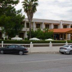 Отель Golden Days парковка
