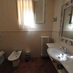 Отель Agriturismo Podere Bucine Basso Италия, Лари - отзывы, цены и фото номеров - забронировать отель Agriturismo Podere Bucine Basso онлайн ванная