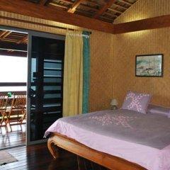 Отель Pension Fare d'hotes Tehuarupe Французская Полинезия, Муреа - отзывы, цены и фото номеров - забронировать отель Pension Fare d'hotes Tehuarupe онлайн комната для гостей