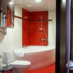 Гостиница Спутник Стандартный номер с двуспальной кроватью фото 4