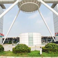Отель Da Zhong Pudong Airport Hotel Shanghai Китай, Шанхай - 2 отзыва об отеле, цены и фото номеров - забронировать отель Da Zhong Pudong Airport Hotel Shanghai онлайн городской автобус