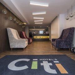 Citi Hotel's Wroclaw фитнесс-зал