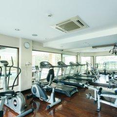 Отель Thomson Residence Бангкок фитнесс-зал фото 3