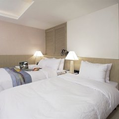 Отель Dodo Tourist Hotel Южная Корея, Сеул - отзывы, цены и фото номеров - забронировать отель Dodo Tourist Hotel онлайн комната для гостей фото 4