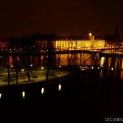 Отель HP Park Plaza Wroclaw Польша, Вроцлав - отзывы, цены и фото номеров - забронировать отель HP Park Plaza Wroclaw онлайн приотельная территория