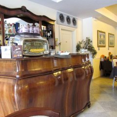 Отель Albergo Minuetto Адрия гостиничный бар