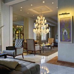 Отель Sofitel Marrakech Lounge and Spa интерьер отеля