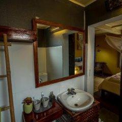 Отель La Tonnelle ванная