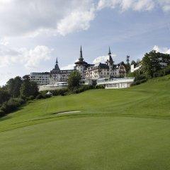 Отель The Dolder Grand спортивное сооружение