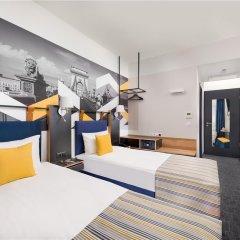 Отель D8 Hotel Венгрия, Будапешт - отзывы, цены и фото номеров - забронировать отель D8 Hotel онлайн комната для гостей фото 2