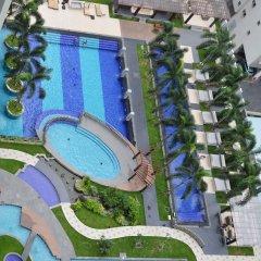 Отель Luxury Resort Apartment with Spectacular View Шри-Ланка, Коломбо - отзывы, цены и фото номеров - забронировать отель Luxury Resort Apartment with Spectacular View онлайн бассейн фото 2
