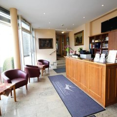 Отель Jagerhof интерьер отеля
