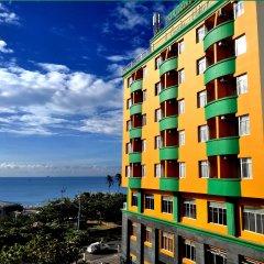 Отель Green Hotel Вьетнам, Вунгтау - отзывы, цены и фото номеров - забронировать отель Green Hotel онлайн балкон