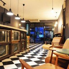 Chicroom Phuket Town Hotel питание