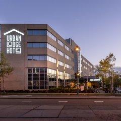Urban Lodge Hotel городской автобус