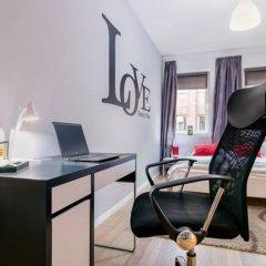Апартаменты Apartment Grafitowy - Homely Place Познань комната для гостей фото 4