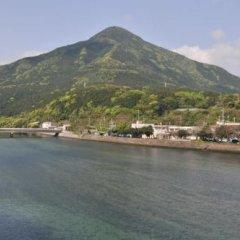 Отель Minshuku Yakusugi-sou Якусима пляж