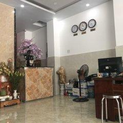 Nam Phuong Hotel интерьер отеля