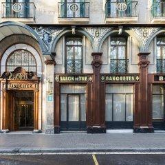 Отель Oriente Atiram Hotel Испания, Барселона - 2 отзыва об отеле, цены и фото номеров - забронировать отель Oriente Atiram Hotel онлайн вид на фасад