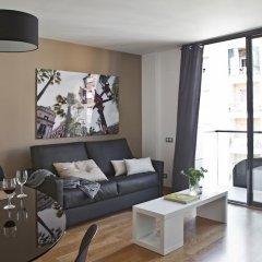 Отель AinB Sagrada Familia Apartments Испания, Барселона - 2 отзыва об отеле, цены и фото номеров - забронировать отель AinB Sagrada Familia Apartments онлайн комната для гостей фото 21