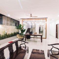 Отель Lana Villa Hoi An интерьер отеля фото 2