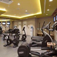 Отель Меркюр Москва Павелецкая фитнесс-зал фото 3