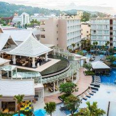 Отель Grand Mercure Phuket Patong 5* Стандартный номер с различными типами кроватей фото 7