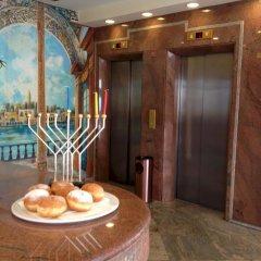 Abratel Suites Hotel Тель-Авив интерьер отеля