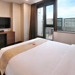 Отель Skypark Kingstown Dongdaemun Южная Корея, Сеул - отзывы, цены и фото номеров - забронировать отель Skypark Kingstown Dongdaemun онлайн комната для гостей