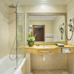 Отель KING DAVID Prague Чехия, Прага - 8 отзывов об отеле, цены и фото номеров - забронировать отель KING DAVID Prague онлайн ванная фото 3