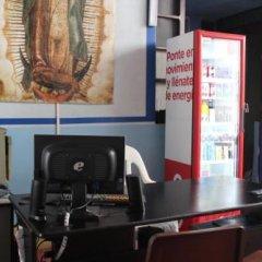 Отель Hostal don Felipe Мексика, Гвадалахара - отзывы, цены и фото номеров - забронировать отель Hostal don Felipe онлайн интерьер отеля