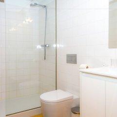 Апартаменты Liiiving In Porto - Bolhão Market Apartment Порту ванная