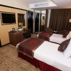 Отель Al Hamra Hotel ОАЭ, Шарджа - отзывы, цены и фото номеров - забронировать отель Al Hamra Hotel онлайн комната для гостей фото 2