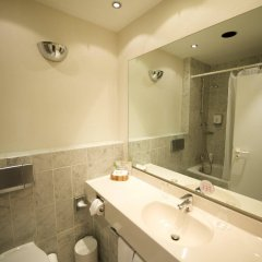 Park Hotel Hamburg Arena ванная