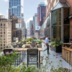 Отель Novotel New York Times Square фото 10