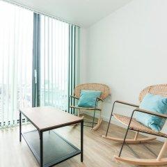 Апартаменты 2 Bedroom Apartment With Stunning Views балкон