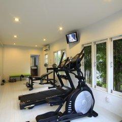 Отель Aonang Paradise Resort фитнесс-зал фото 2
