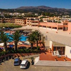 Отель Rethymno Village балкон
