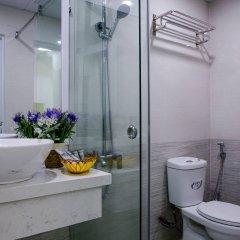 Апартаменты Nha Trang Star Beach Apartments ванная фото 2